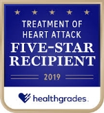 healthgrades treatment of heart attack award